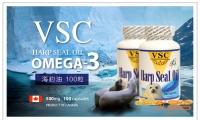降低高血压及胆固醇,血管清道夫!【加拿大VSC海豹油一瓶(500mg*100粒)】原价$17,优品价$8.99(含税)加拿大原装特产海豹油,来自北极的珍品,富含Omega-3极易被人体吸收利用,预防心血管疾病,对于心血管的维护效果显着!
