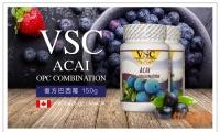 一直以来巴西莓的减肥瘦身和高抗氧性,受到健康及爱美人士的追捧!【加拿大VSC復方巴西莓 150g】原价$45,优品价$28.88(含税)其中的脂肪酸促进肠道蠕动,高纤维含量帮助饱腹还能带走消耗系统的脂肪,促进脂肪燃烧!