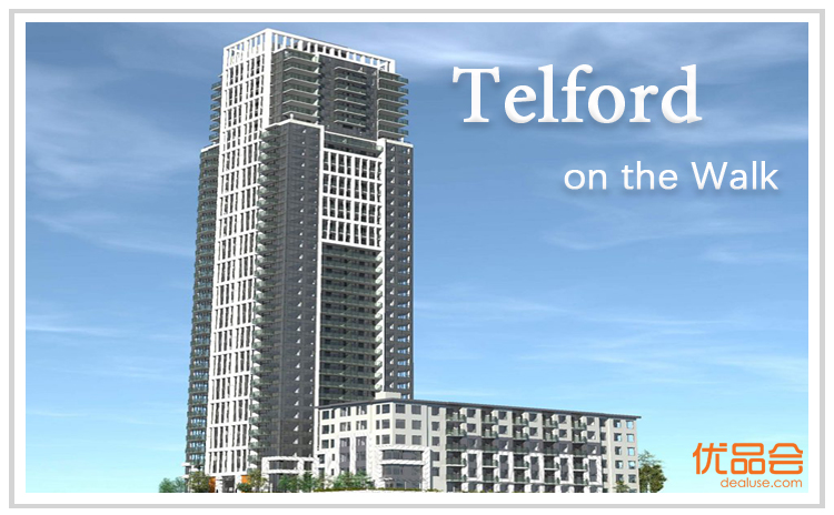 Telford on the Walk楼花团购