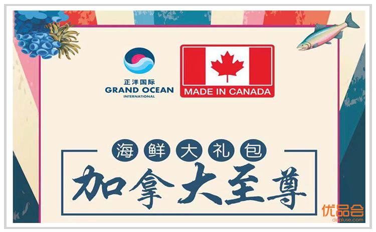 加拿大特产春节礼包-直邮回国团购