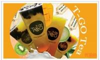 地处列治文沃尔玛-天然水果+特级美茶+出色酿造造就完美的T-GO Tea!【17款奶茶任选1款(碳烤乌龙海盐奶盖/紫米红茶海盐奶盖/阿萨姆红茶海盐奶盖/碳烤奶茶/翡翠奶茶/奇异果风味/芒果风味/百香果绿茶等】原价:$6.45,优品价:$2.99(含税)!