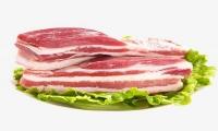 肥瘦相间新鲜五花肉, 真空包装2.5磅装, 原价$15, 优品价仅$12.5!